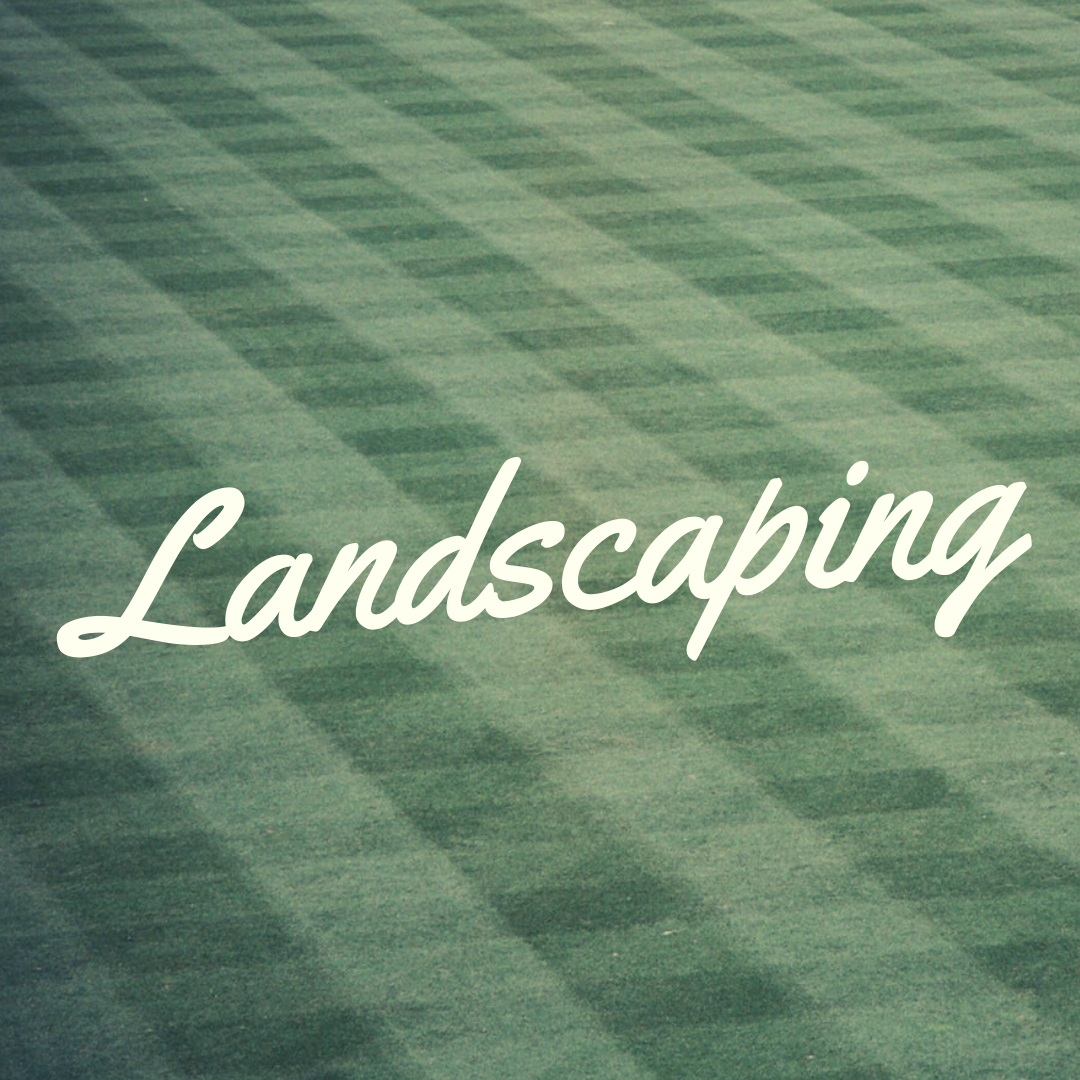 landscaping in plainfield